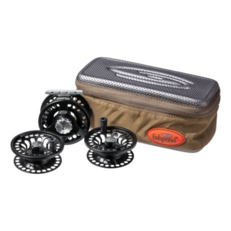 Cheeky® Fly Fishing Tyro Triple Play Fly Reel