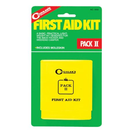 Coghlan's Pack II First Aid Kit