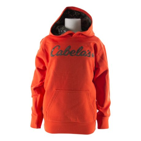 Cabela's Canada Youth Game Day Hoodie - Pureed Pumpkin