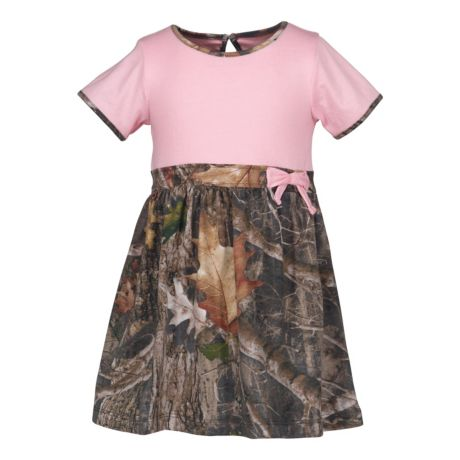 Bass Pro Shops® Infants'/Toddlers' Bow Front Dress