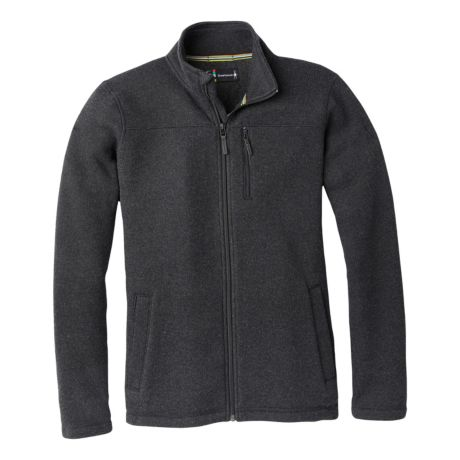 Smartwool® Men's Hudson Trail Fleece Full-Zip Jacket