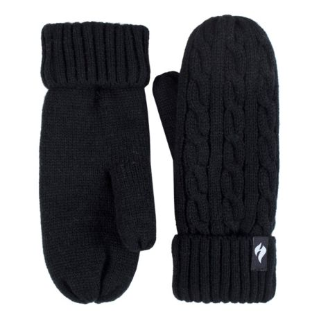 Heat Holders® Women's Cable Knit Mittens