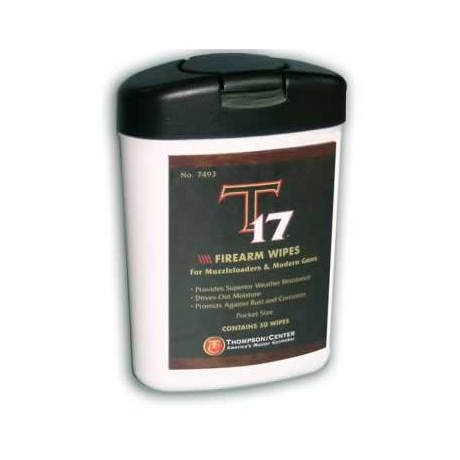Thompson/Center T-17 Firearm Wipes