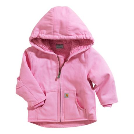 Carhartt® Infants'/Toddlers' Redwood Sherpa Lined Jacket