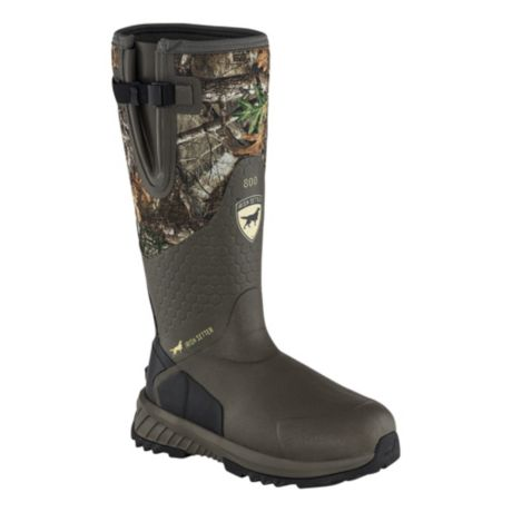 Irish Setter® Unisex Mudtrek Waterproof Insulated Rubber Boot