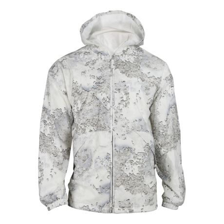 TrueTimber® Men's Lightweight Snow Camo Coverup Parka - Tundra