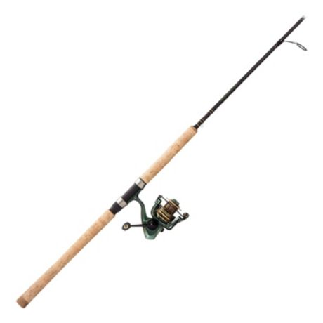 Bass Pro Shops Borealis Rod And Reel Spinning Combo