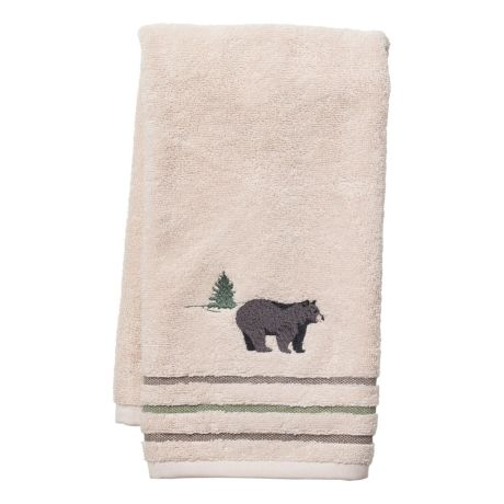 Saturday Knight Ltd. Home on the Range Bathroom Collection Hand Towel
