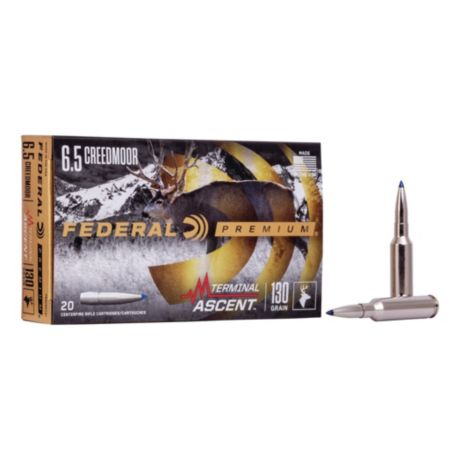 Federal® Premium Terminal Ascent Ammunition