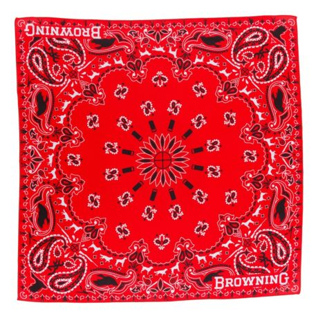 Browning® Pet Bandana - Red