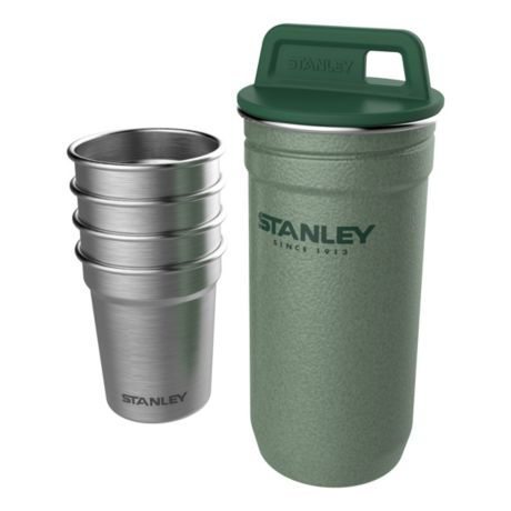 Stanley® Adventure Stainless Steel Shot Glass Set