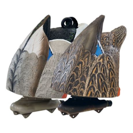 Cabela's Northern Flight Full-Feeder II Duck Decoys