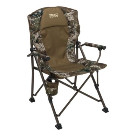 Cabela's 300 Series TrueTimber Strata Folding Hunting Chair