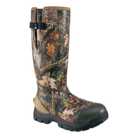 Cabela's Men's Zoned Comfort Trac™ 1200-Gram Insulated Rubber Hunting Boots