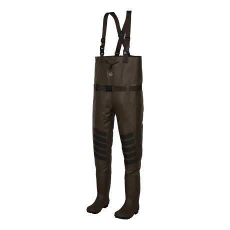 White River Fly Shop® Men's Rubber Boot-Foot Waders