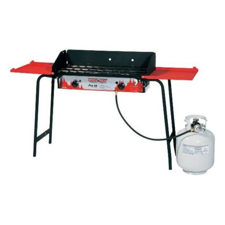Camp Chef Deluxe Pro 60 Two Burner Outdoor Cooker