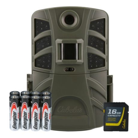 Cabela's No-Glow Gen 3 20MP Trail Camera Combo