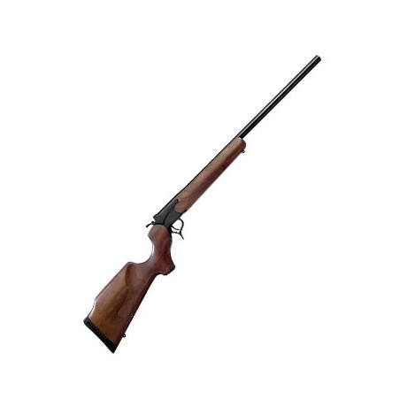 Thompson/Center Encore American Walnut Stock Rifle with 24'' Blued Barrel & Sights