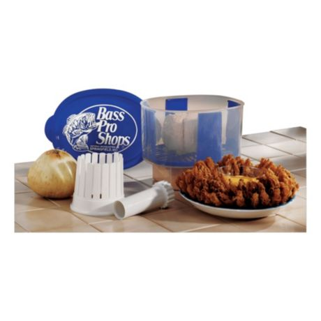 Bass Pro Shops® Breader Bowl and Onion Blossom Maker