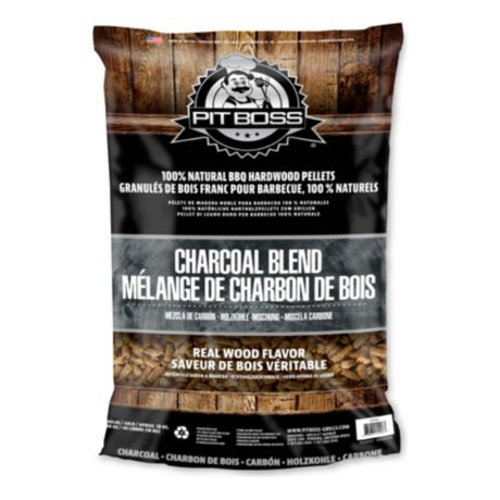 Pit Boss® Charcoal Blend Hardwood Pellets