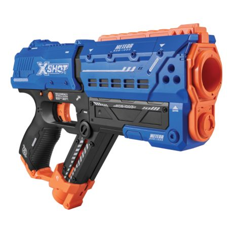 Zuru X-Shot Chaos Meteor Dart Ball Blaster For Kids