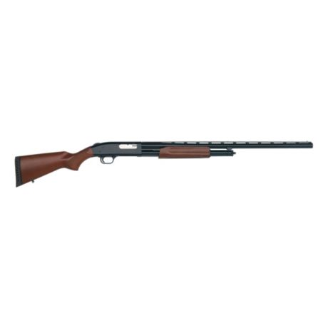 Mossberg 500 12-Gauge Field Pump Shotgun