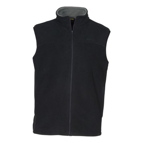 Cabela's Men's Fleece Vest - Black