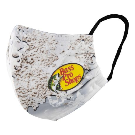 Bass Pro Shops® Woodcut Face Mask