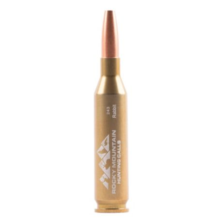 Rocky Mountain .243 Rabbit Distress Cartridge Call