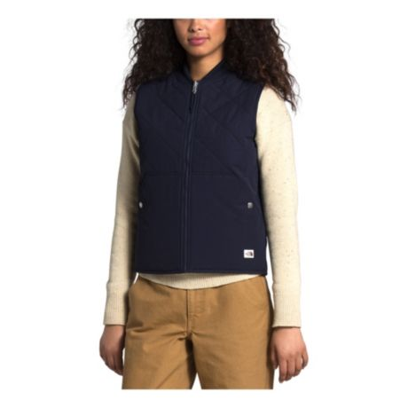 The North Face® Women's Cuchillo Vest - Aviator Blue