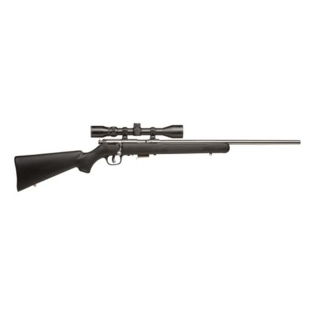 Savage 93 FVSS Bolt Action Rifle w/ AccuTrigger & Scope