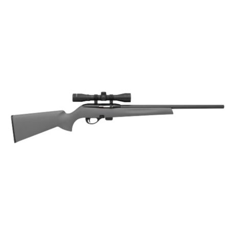 Remington® Model 597™ Semi-Auto Rifle w/ Scope
