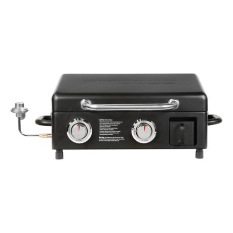 Pit Boss® Sportsman 2-Burner Tabletop Griddle
