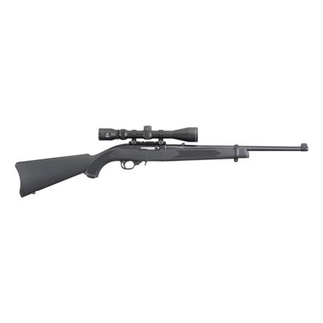 Ruger® 10/22® Carbine Rimfire Rifle with Scope