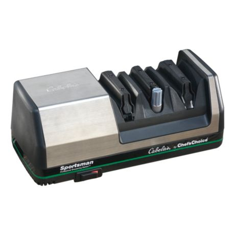 Cabela's Sportsman Hunting Sharpener by Chef'sChoice®