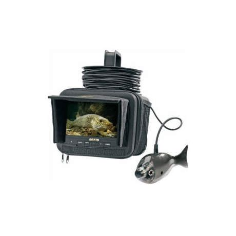Cabela's Advanced Anglers Fish Hunter LCD Underwater Camera