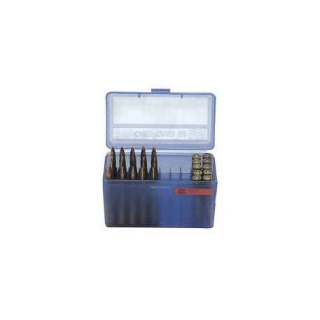 MTM Case-Gard 50 Ammo Containers