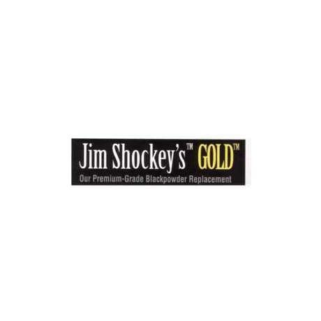 Jim Shockey's Gold Black Powder Substitute: Shockey's Gold .50 cal Sticks Compressed Charges