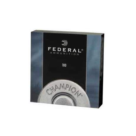 Federal Champion 100 Small Pistol Primers