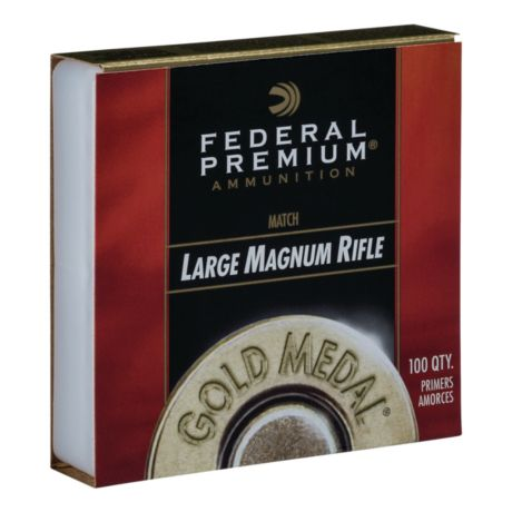 Federal Champion 215M Large Magnum Rifle Match Primers
