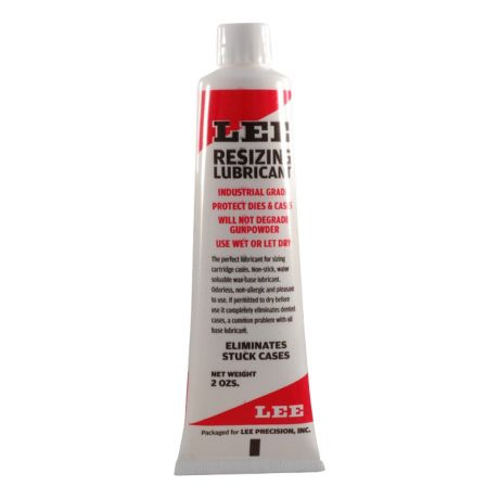 Lee Resizing Lubricant