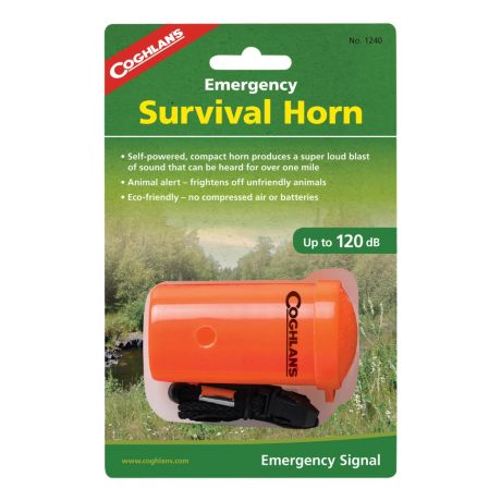 Coghlan Emergency Survival Horn