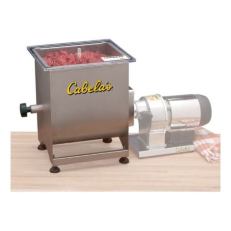 Cabela's Electric Grinder Attachments: Meat Mixer