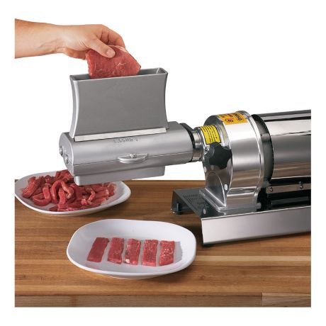 Cabela's Electric Grinder Attachments - Stainless Steel Jerky Slicer