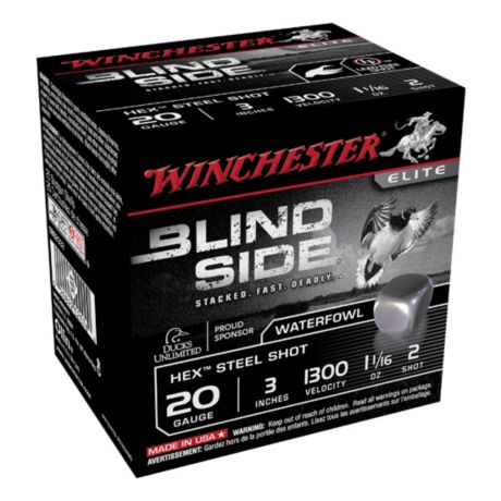 Winchester Blind Side 20 Gauge Steel Shotshells