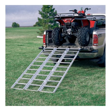 YUTRAX ATV Tri-Fold Loading Ramp