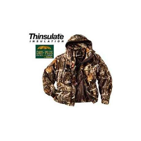 Cabela's Dry-Plus All Season 4-in-1 Wading Jacket