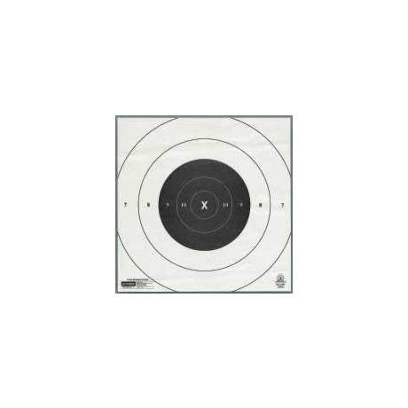 Outers 25 Yd. Rapid Fire Pistol Target