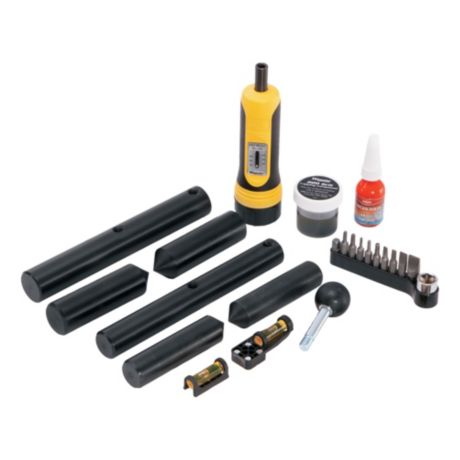 Wheeler Professional 1'' and 30mm Combo Scope-Mounting Kit