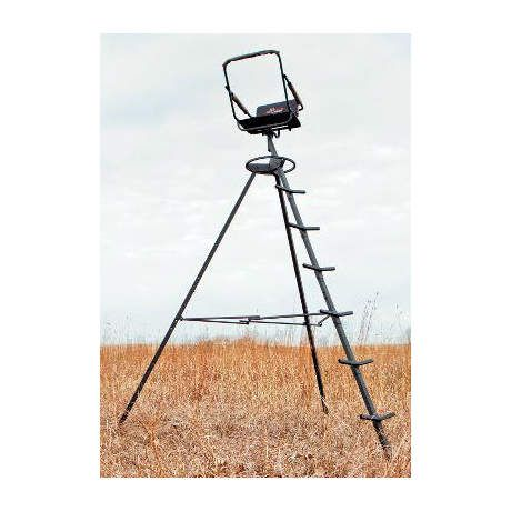 The Pursuit 12-ft. Tripod Stand